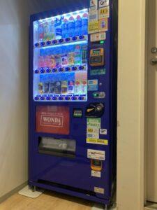その⑥自動販売機や喫煙所もあります(飲食のお持ち込みも可能)