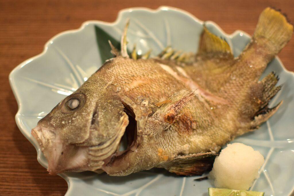 びんぐし(瀬戸鯛)